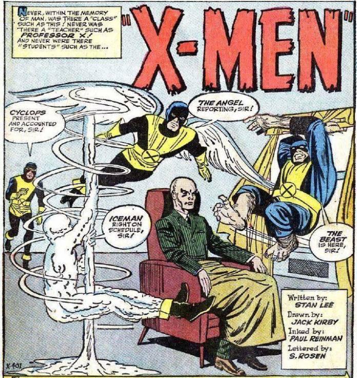The X-Men #1 (1963)