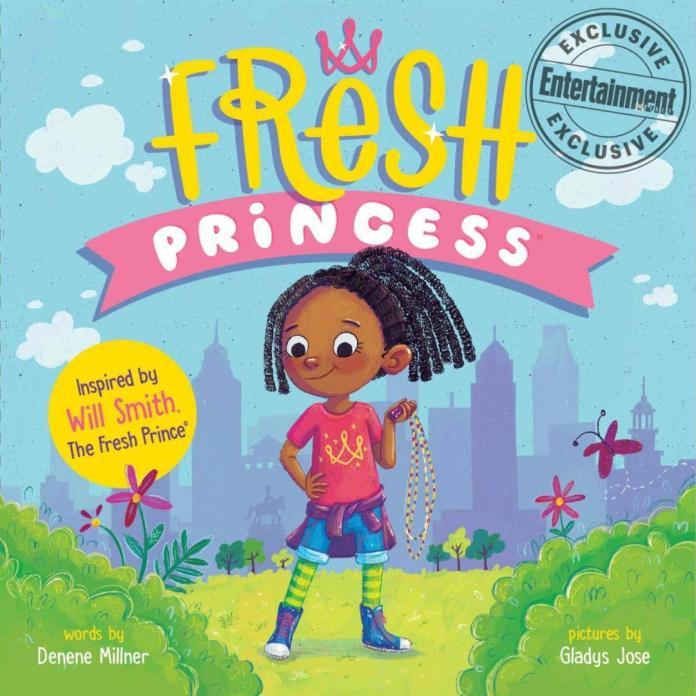 The Fresh Prince of Bel-Air regresa en una nueva versión para jóvenes lectores 1
