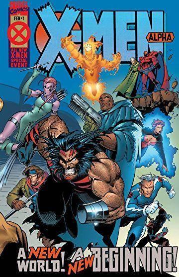 Age of Apocalypse (1995-1996)