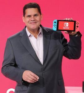 El presidente de Nintendo of America, Reggie Fils-Aime, se retira 1