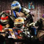 TMNT, Tortugas Ninja