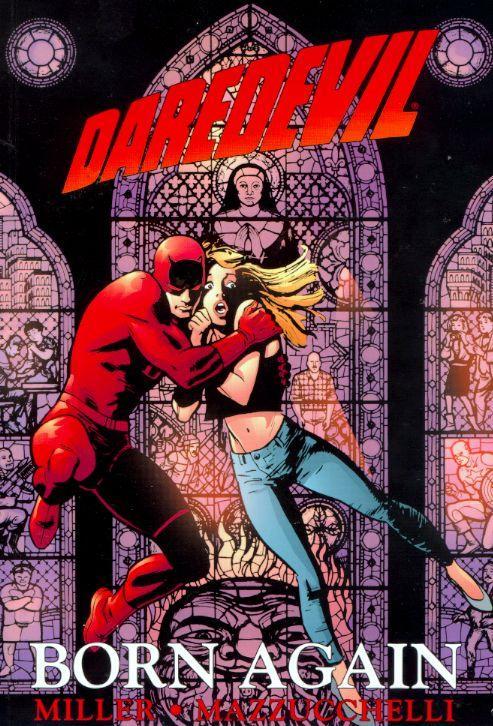 Daredevil: Born Again (1986-1987)