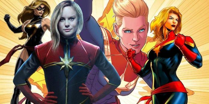 Se lanza petición para quitar a Brie Larson de 'Captain Marvel 2' 1