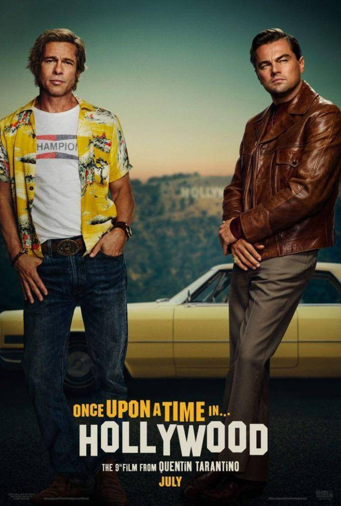 Nuevo avance de Once Upon a Time in Hollywood 1