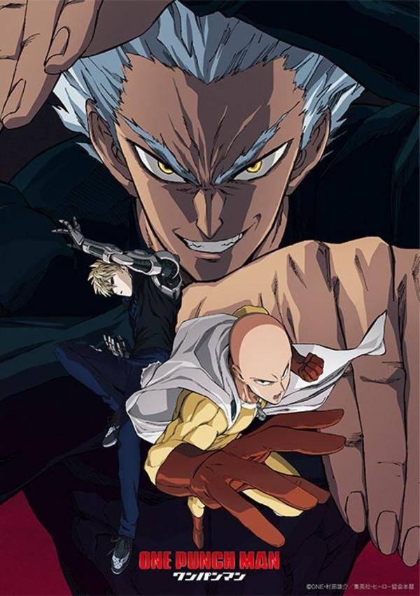 ¡One-Punch Man tendrá live-action! 1