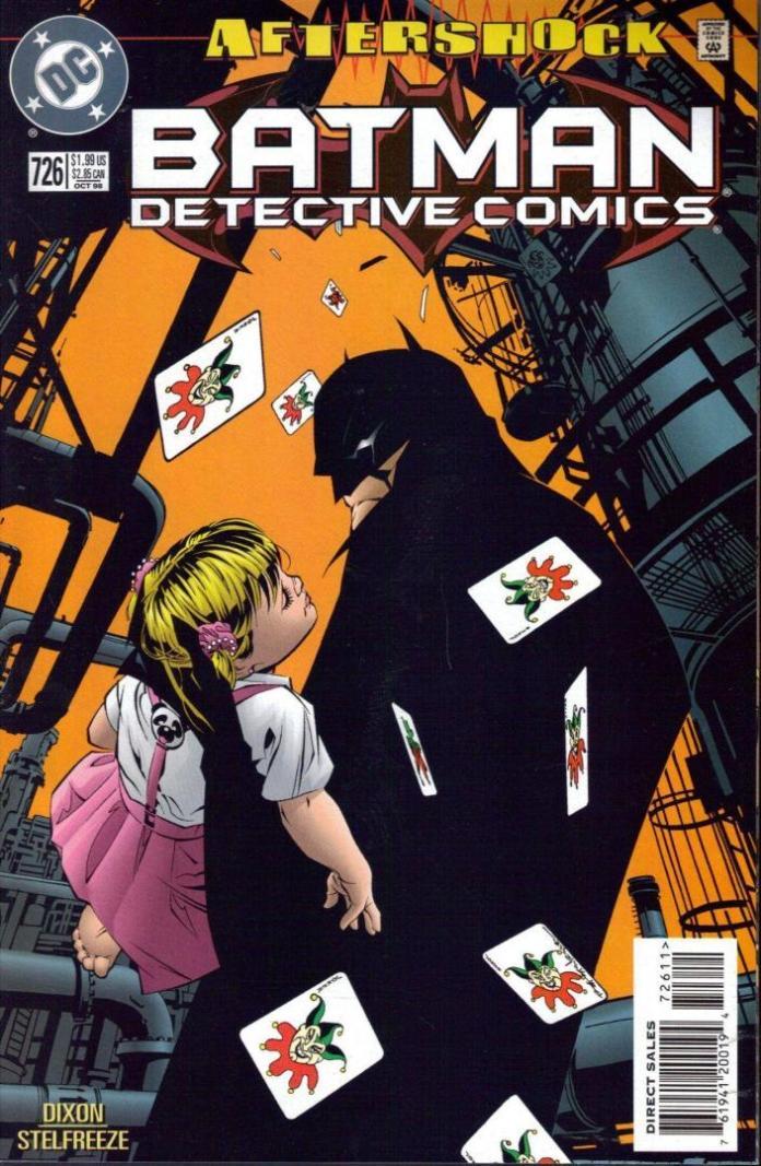 Detective Cómics Vol. 1 #726