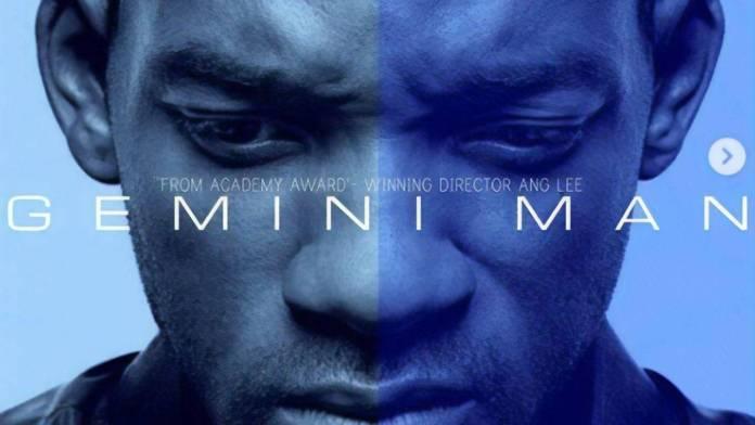 Will Smith se enfrenta a Will Smith en 'Gemini Man' 1
