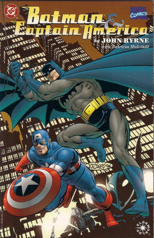 Batman & Captain America (1996)