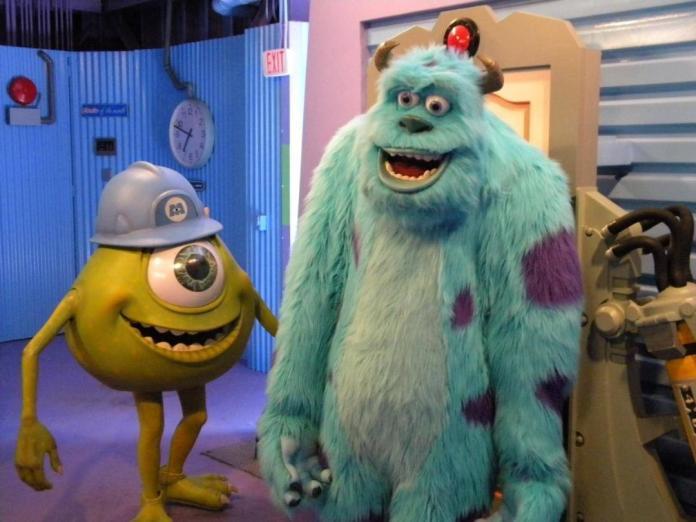 Se confirma show de Monsters Inc para Disney+ 1