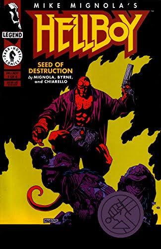 Hellboy: Seed of Destruction (1994)