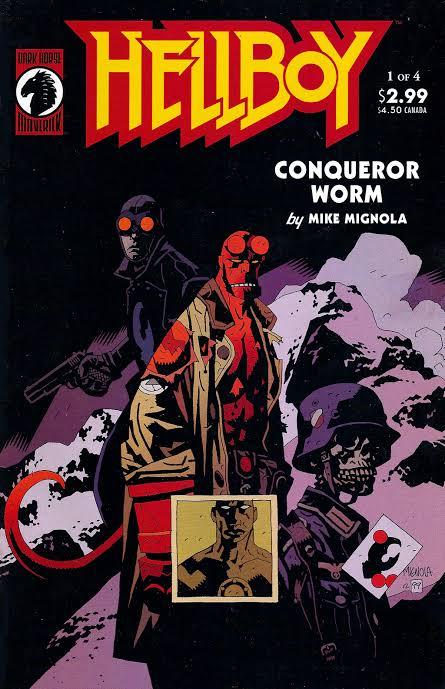 Hellboy: Conqueror Worm (2001)