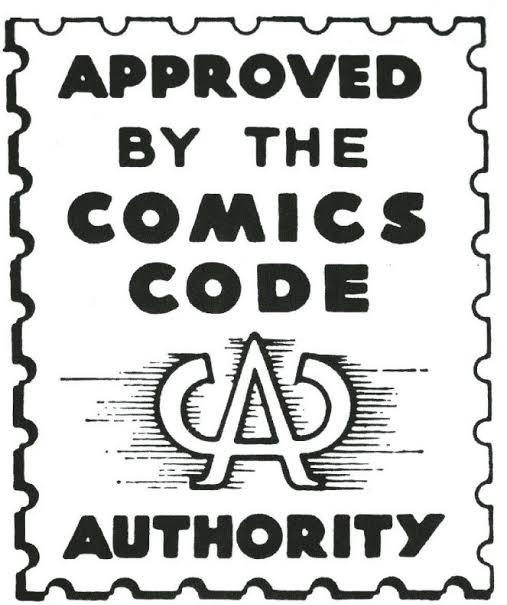 Comic Code Authority (1954)