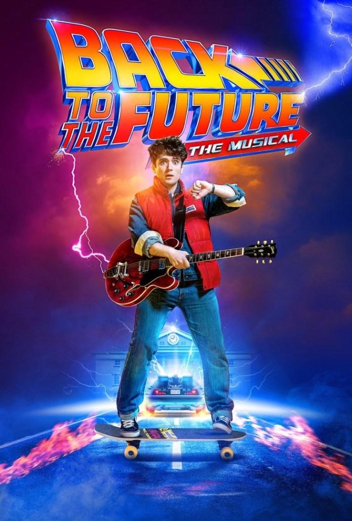 El musical de 'Back to the Future' estrenará en 2020 1