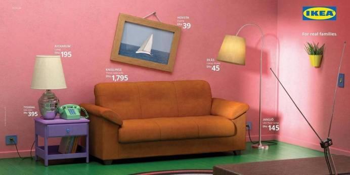 Ikea Simpsons