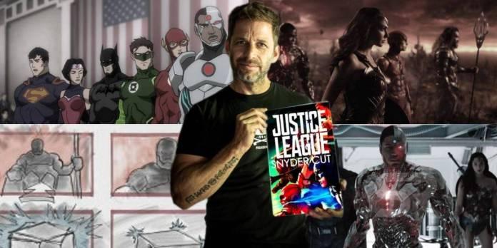 """Zack Snyder dice """"No pierdan la fe"""" del Snyder Cut 1"""