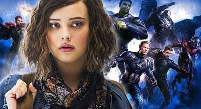 ¿Qué pasó con la escena de Katherine Langford en Avengers: Endgame? 1