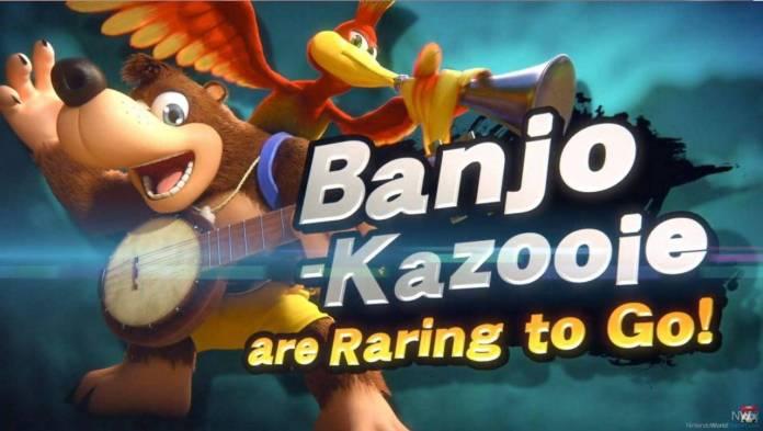 Llega otro Dúo a Super Smash Ultimate, ¡BANJO-KAZOOIE! 1