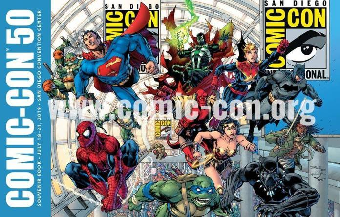 Póster exclusivo de San Diego Comic-Con 2019