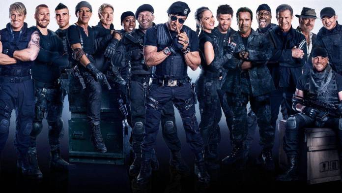 The Expendables tendrá un spin-off con Jason Statham 1