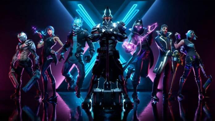 Fortnite será lanzado como título especial para PS5 y Xbox Series X 1