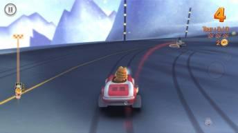 Garfield Kart a