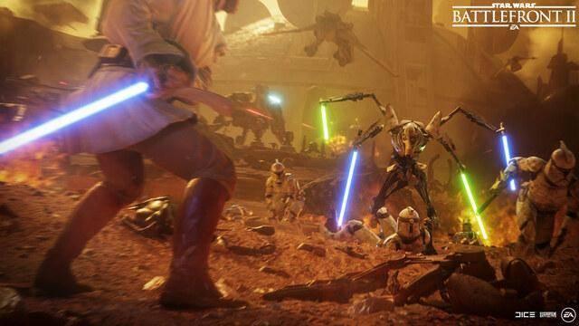 """EA: """"Star Wars: Battlefront 2 ya no tendrá actualizaciones"""" 1"""