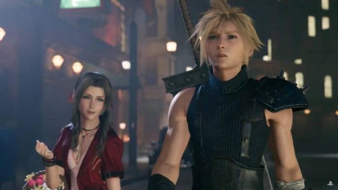 Square Enix ha mostrado la carátula definitiva de Final Fantasy VII Remake 1