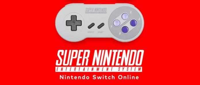 Nintendo Switch Online, SNES