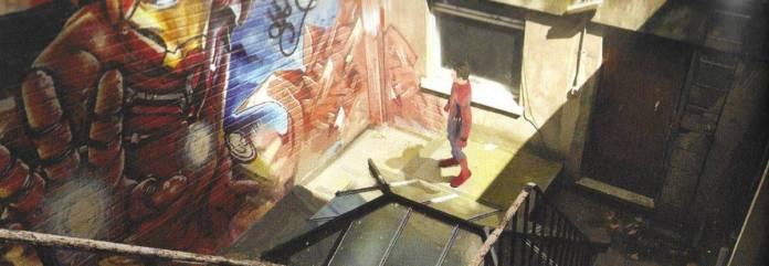 Spiderman: Lejos de casa, se muestran nuevos artes conceptuales 9
