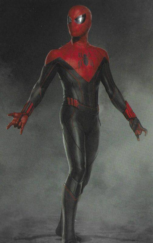 Spiderman: Lejos de casa, se muestran nuevos artes conceptuales 1