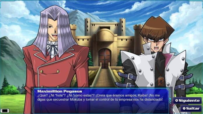 Reseña: Yu-Gi-Oh! Legacy of the Duelist: Link Evolution 1