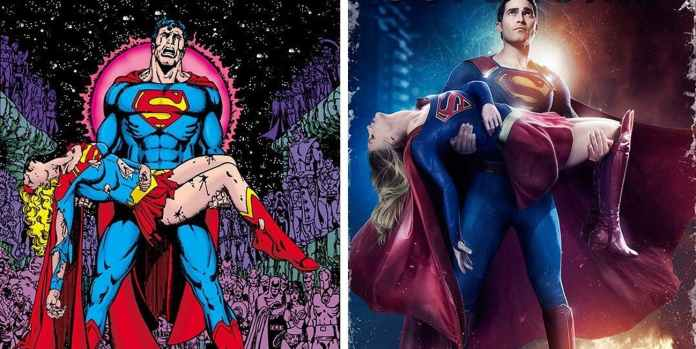 Supergirl, Crisis on Infinite Earths