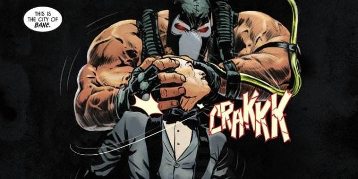 The Death of Alfred Pennyworth