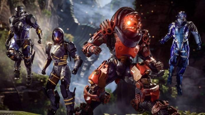 Mass Effect, Anthem, BioWAre