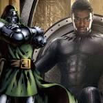 Black Panther vs Dr. Doom (Póster)