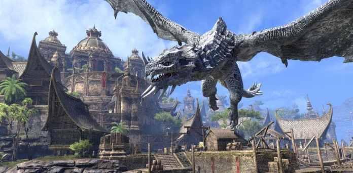 The Elder Scrolls: Dragonhold inagura nueva zonas en todas las plataformas 1