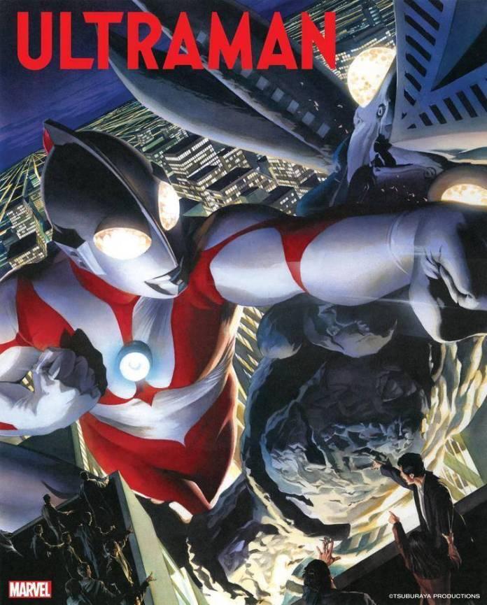 Ultraman Marvel Comics