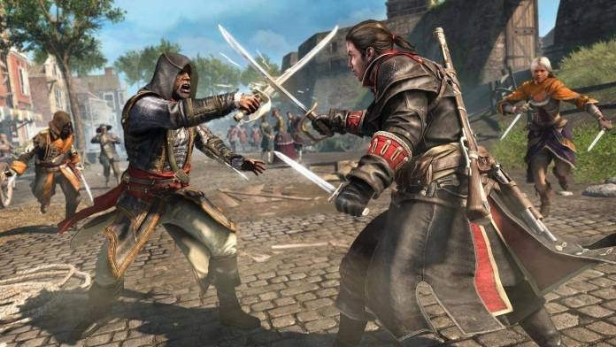 Assassin's Creed: The Rebel Collection ya está disponible 2