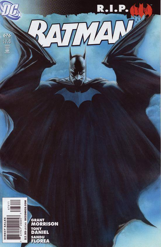 Batman #676