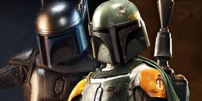 Bobba Fett & Jango Fett (Star Wars)