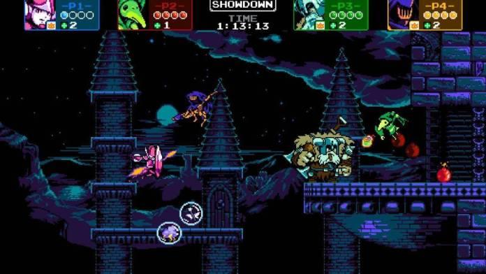 Shovel Knight: Showdown (Multiplayer)