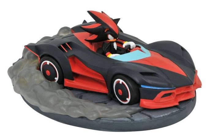 Shadow Diamond Hot Toys (Sonic)