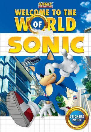 Libros Infantiles (Sonic)