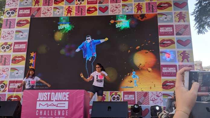 Just Dance MAC Challenge CDMX, antesala a Brasil 2020 8