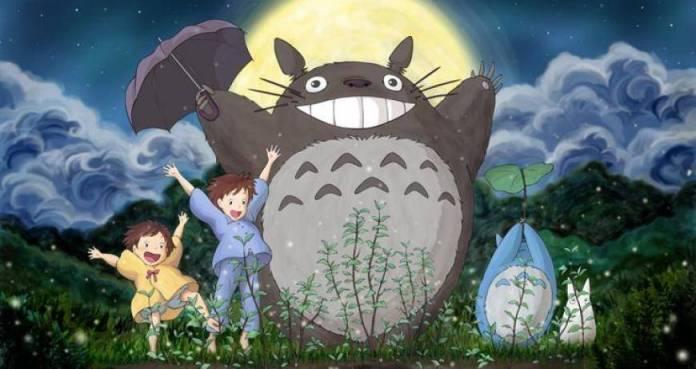 Mi vecino Totoro