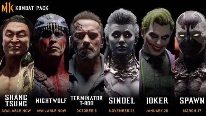 Joker llega a Mortal Kombat 11 este 28 de Enero 1