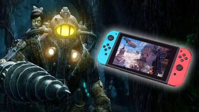 Rumor: La trilogía de BioShock llegará al Nintendo Switch 1