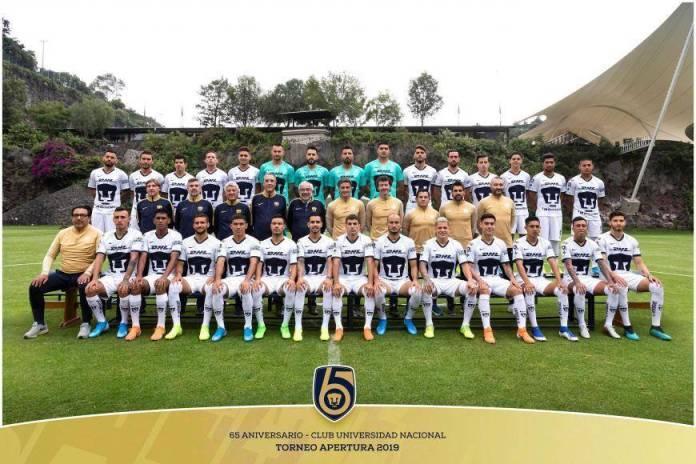Pumas UNAM FIFA 20