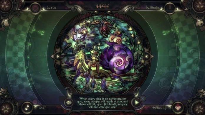 Glass Masquerade 2 llegará a consolas pronto 10