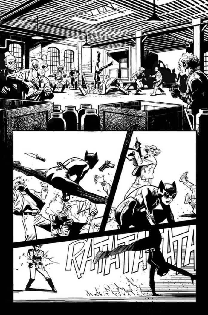 Catwoman-Cameron Stewart